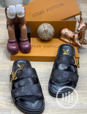 Unique and Quality Louis Vuitton Slide   Shoes for sale in Imo State, Orlu