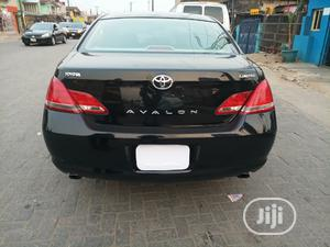Toyota Avalon 2007 Limited Black | Cars for sale in Lagos State, Surulere