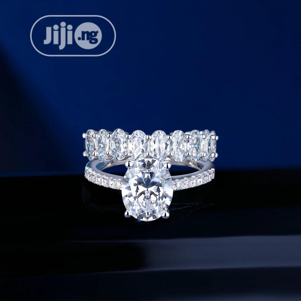 Archive: Sterling Silver Engagement/Wedding Rings