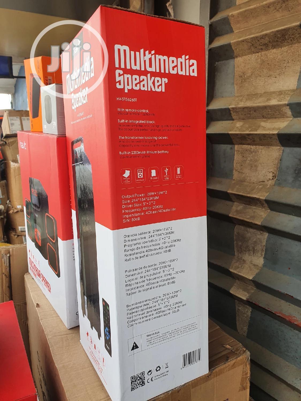 Havit Rechargeable Multimedia Subwoofer - HV-SF5626BT
