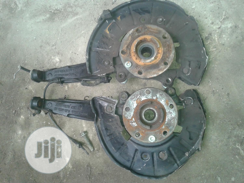 Archive: Front Wheel Hub Bearing Volkswagen Touareg 2005 Model
