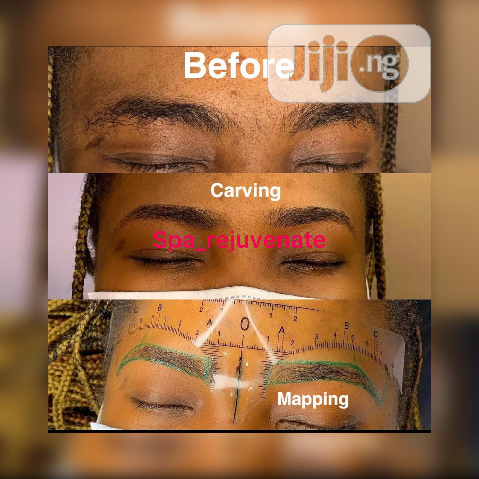 Semi Permanent Brows and Lashes