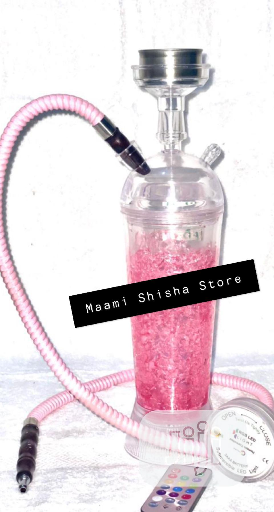 Portable Led Light Hookah | Tobacco Accessories for sale in Mushin, Lagos State, Nigeria
