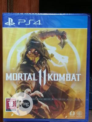 Brand: Warner Bros.  Mortal Kombat 11 (PS4) | Video Games for sale in Lagos State, Lagos Island (Eko)