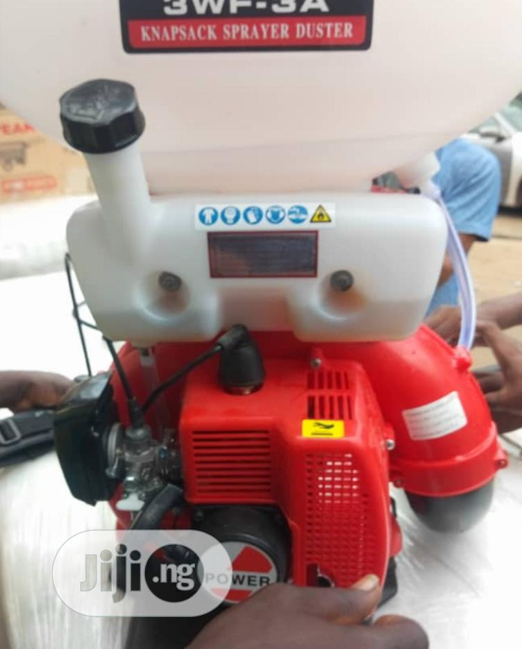 Agricultural Motorises Sprayer