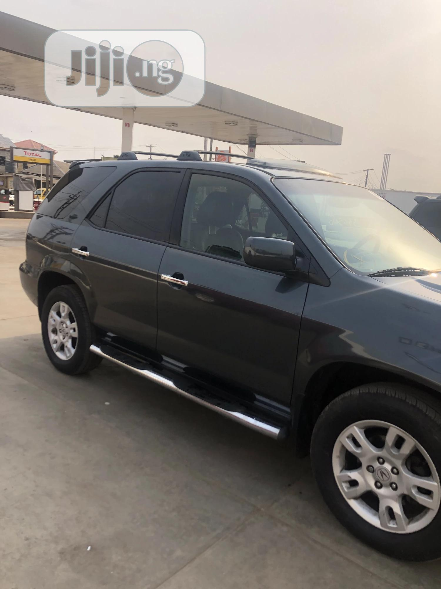 Acura MDX 2005 Gray | Cars for sale in Ikotun/Igando, Lagos State, Nigeria