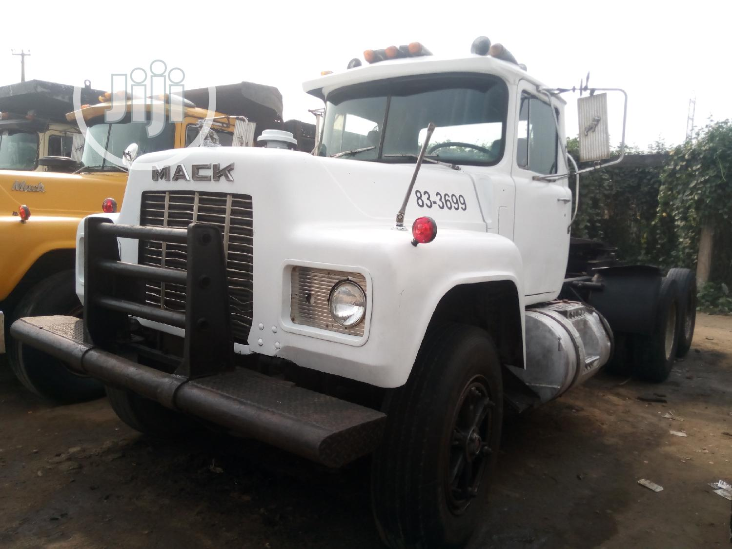 Rd Model Mack Tractor | Heavy Equipment for sale in Aba South, Abia State, Nigeria