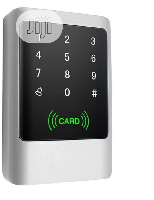 Wiegand Metal Touch-Screen Waterproof Outdoor RFID Card Keyp   Computer Accessories  for sale in Ikeja, Lagos State, Nigeria