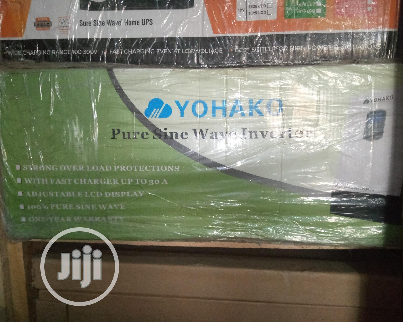 1.5kva 12V Yohako Inverter