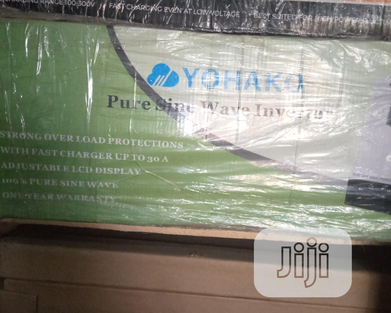 1.5kva 12V Yohako Inverter | Solar Energy for sale in Benin City, Edo State, Nigeria