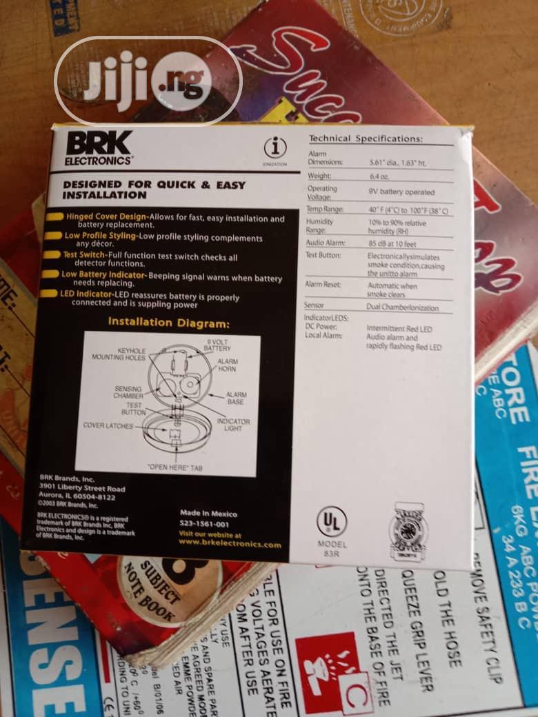 BRK Wireless Smoke Alarm | Home Appliances for sale in Gbagada, Lagos State, Nigeria