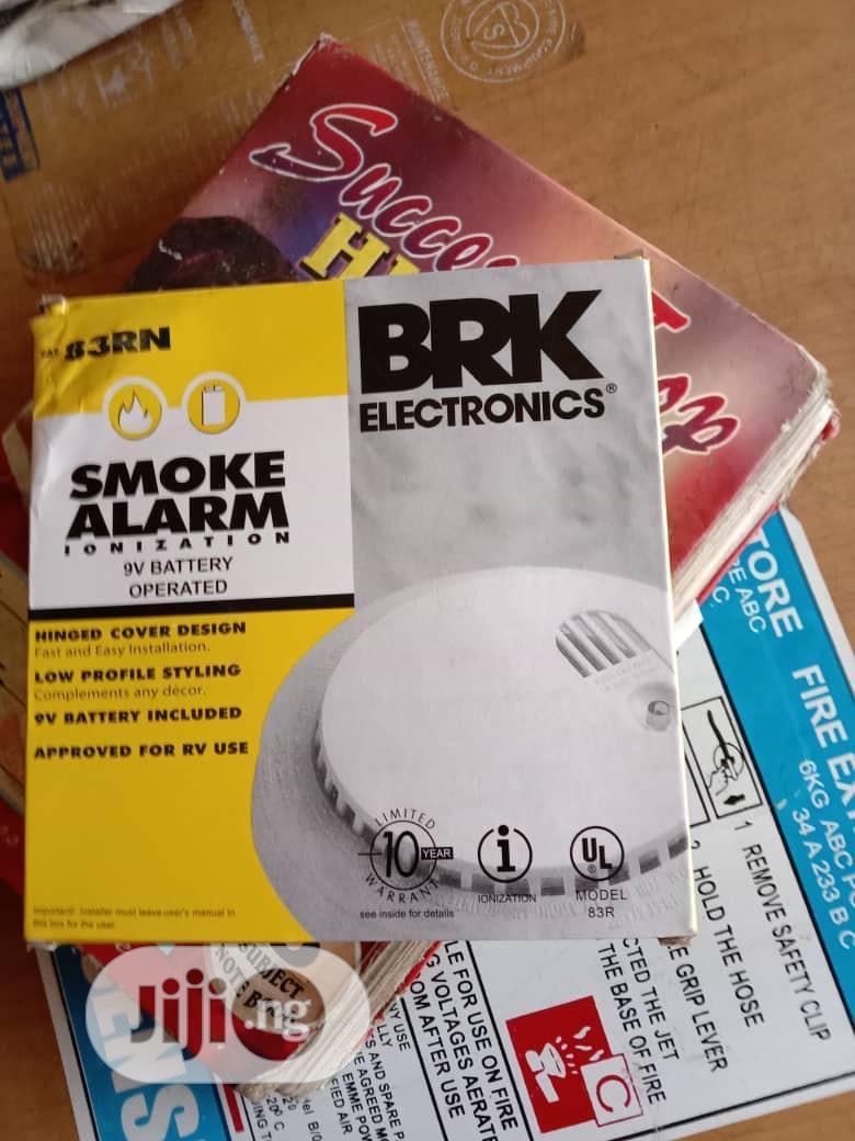 BRK Wireless Smoke Alarm