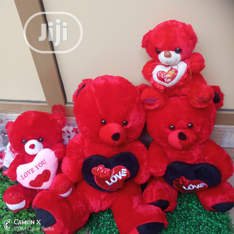 Red Teddy Bears/1