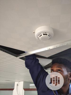 Smoke Detector and Fire Alarm System | Safetywear & Equipment for sale in Lagos State, Lekki