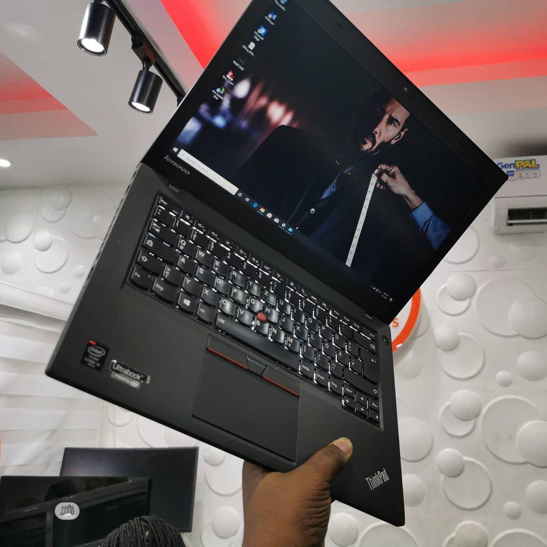 Archive: Laptop Lenovo ThinkPad T450 8GB Intel Core I5 HDD 500GB