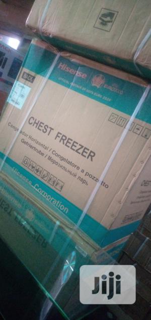 Hisense Chest Freezer 311L | Kitchen Appliances for sale in Lagos State, Amuwo-Odofin