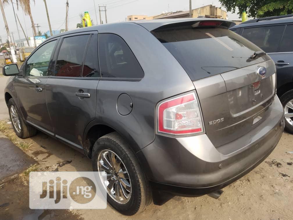 Ford Edge 2010 Gray   Cars for sale in Amuwo-Odofin, Lagos State, Nigeria