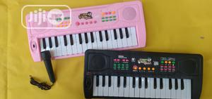 Karaoke Piano With Microphone | Toys for sale in Lagos State, Agboyi/Ketu