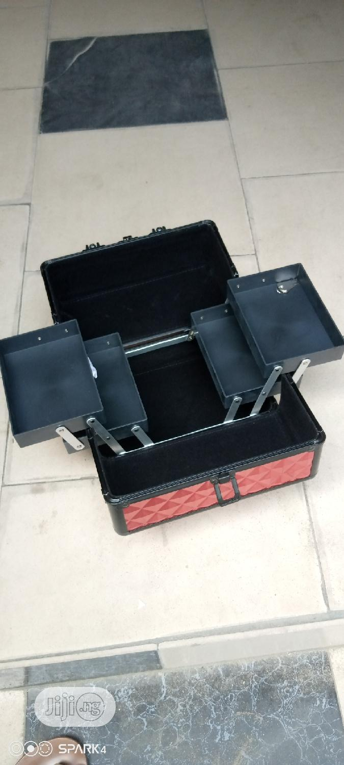 Makeup Box [Personal] | Tools & Accessories for sale in Apapa, Lagos State, Nigeria