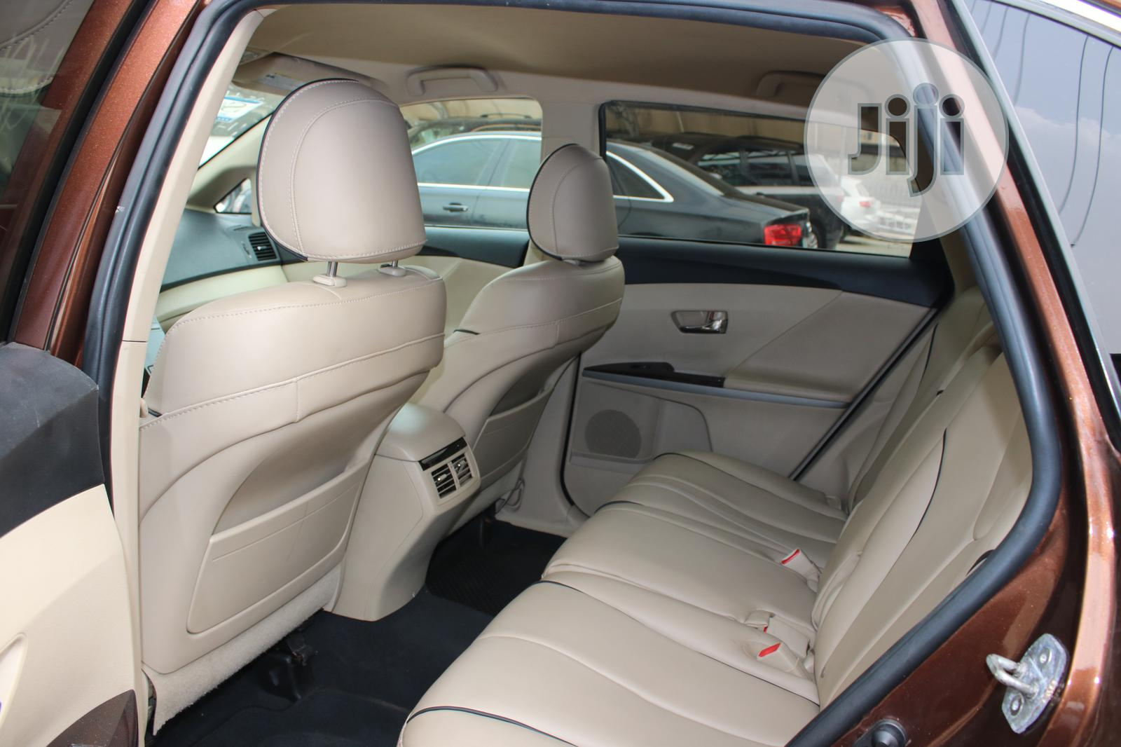 Toyota Venza 2009 Brown | Cars for sale in Lekki, Lagos State, Nigeria