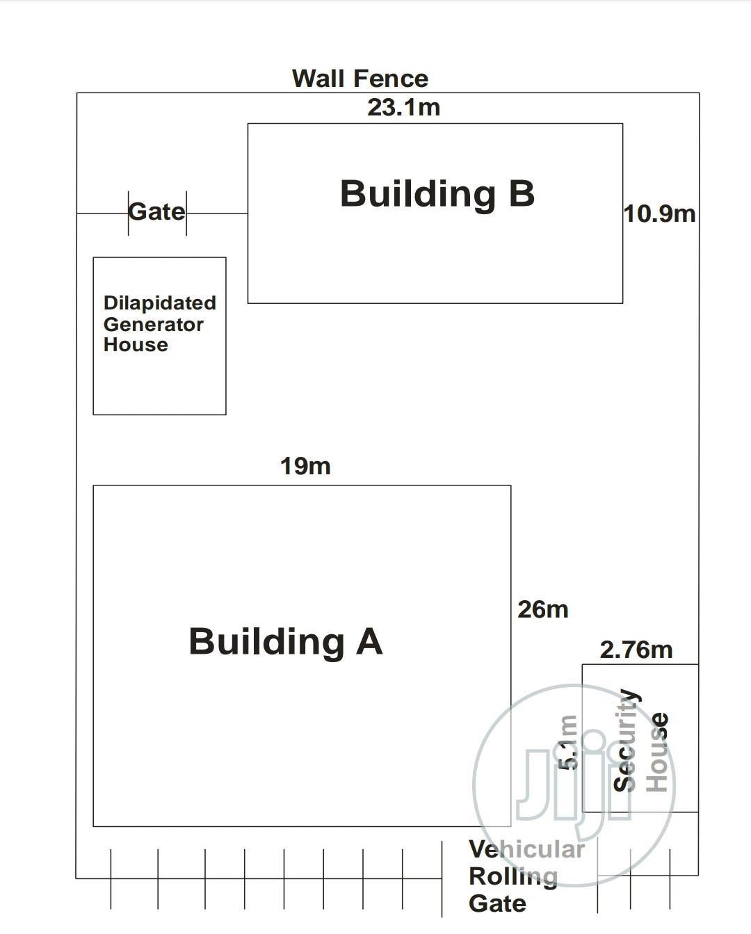 Archive: Used Office Complex SOLD  (1827sqm)Victoria Island