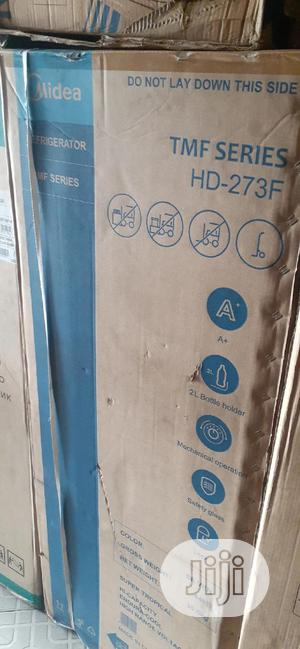 Midea Fridge 260liters   Kitchen Appliances for sale in Rivers State, Port-Harcourt