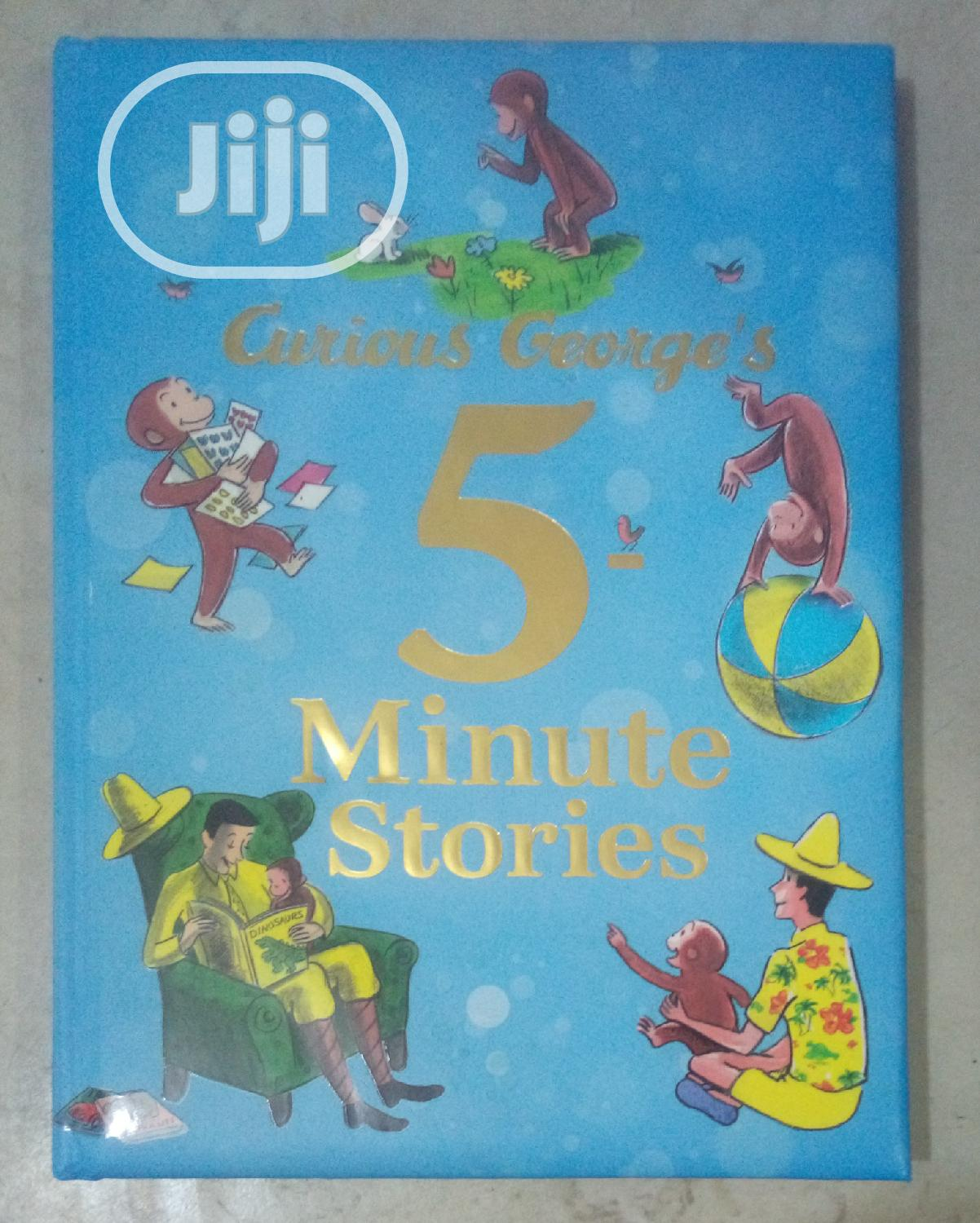 Archive: Curious George's 5 Minute Stories