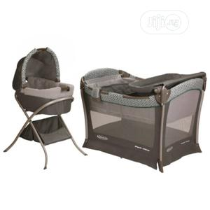 GRACO Pack 'N Play DAY2NIGHT 2 in 1 Sleep System | Children's Furniture for sale in Abuja (FCT) State, Garki 2
