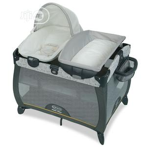Graco Pack 'N Play Playard Quick Connect Portable Napper Wit | Children's Furniture for sale in Abuja (FCT) State, Garki 2