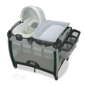Graco Pack 'N Play Quick Connect Portable Bouncer With Bassi | Children's Furniture for sale in Abuja (FCT) State, Garki 2