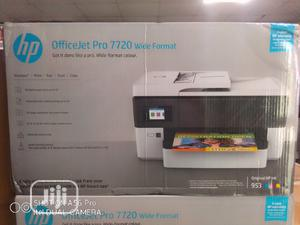 Hp Officejet Pro 7720 Wide Format | Printers & Scanners for sale in Rivers State, Port-Harcourt