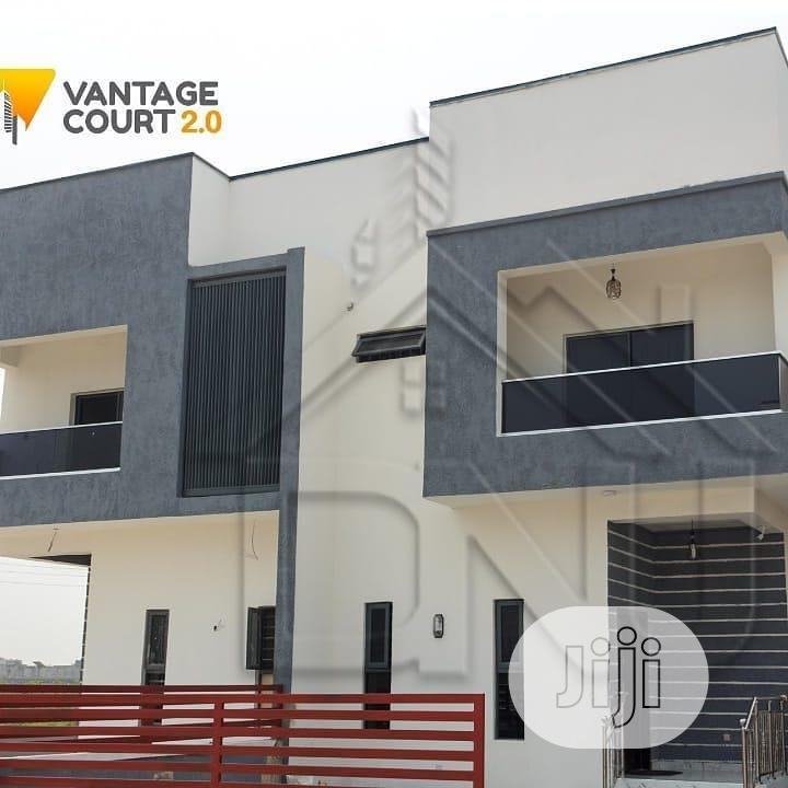 Spacious 3bedroom Semi Detached Duplex With a BQ in Lekki