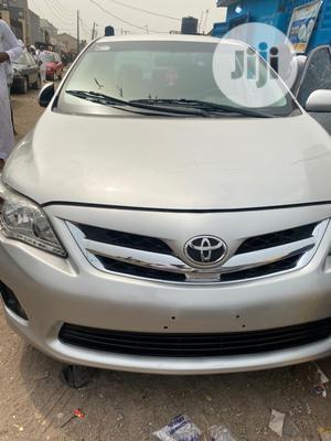 Toyota Corolla 2009 Silver | Cars for sale in Lagos State, Gbagada