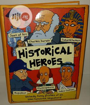 Historical Heroes   Books & Games for sale in Lagos State, Ogudu
