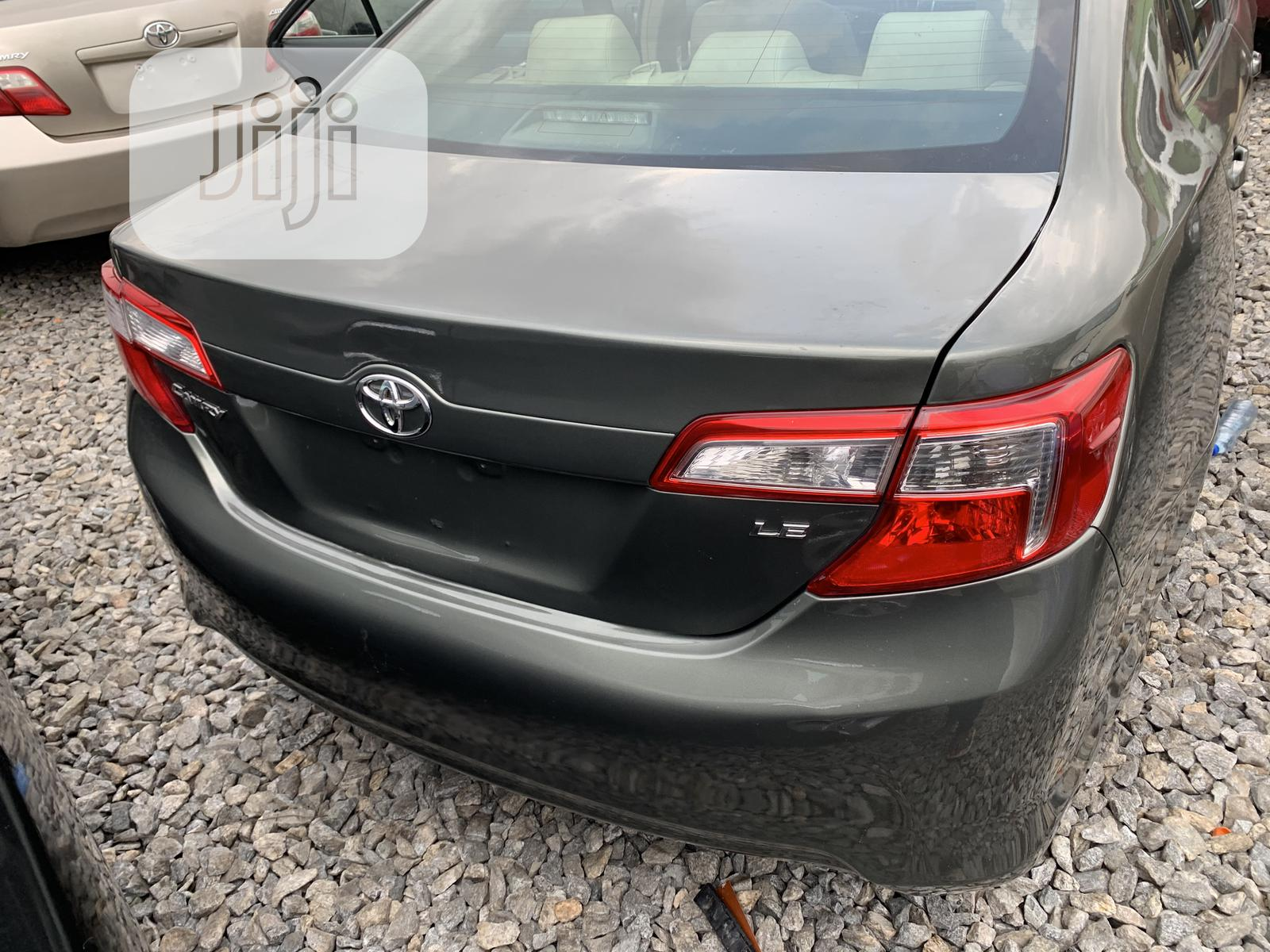 Toyota Camry 2012 Green   Cars for sale in Ikeja, Lagos State, Nigeria