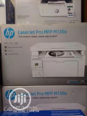 HP Pro MFP M130A All-In-One Laserjet Printer   Printers & Scanners for sale in Rivers State, Port-Harcourt