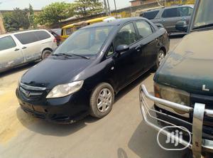 Honda City 2007 Black   Cars for sale in Lagos State, Agboyi/Ketu