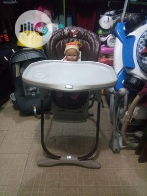Tokunbo Uk Used Chicco High Feeding Chair | Children's Gear & Safety for sale in Lagos State, Ikeja