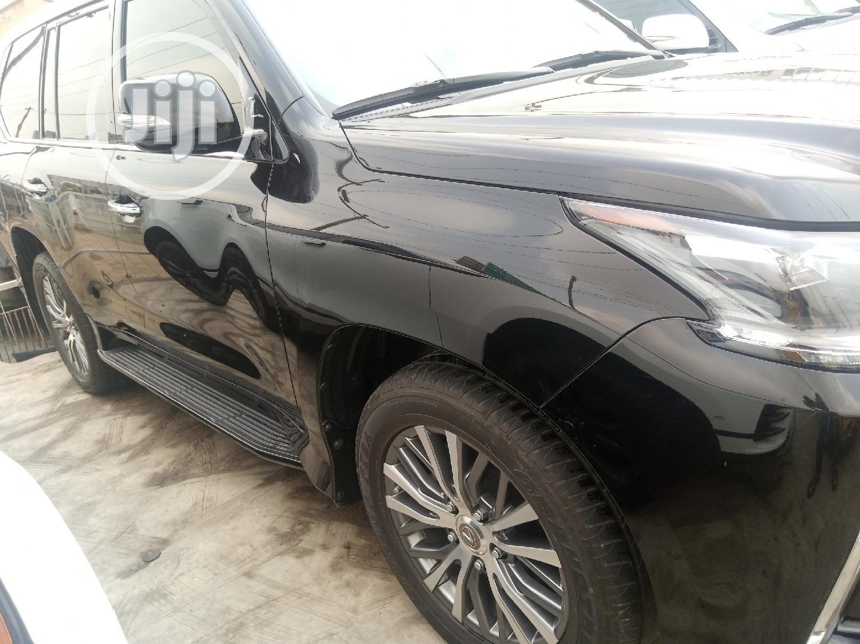 Lexus LX 2017 Black | Cars for sale in Ikeja, Lagos State, Nigeria