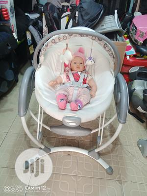 Tokunbo Uk Used 2in1 Graco Swing | Children's Gear & Safety for sale in Lagos State, Ikeja