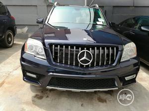 Mercedes-Benz GLK-Class 2011 350 4MATIC Blue | Cars for sale in Lagos State, Ikeja