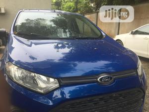 Ford EcoSport 2013 Blue   Cars for sale in Lagos State, Victoria Island