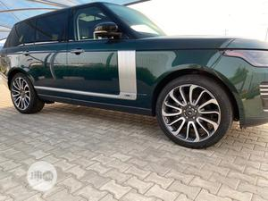 New Land Rover Range Rover Vogue 2019 Green | Cars for sale in Lagos State, Lekki