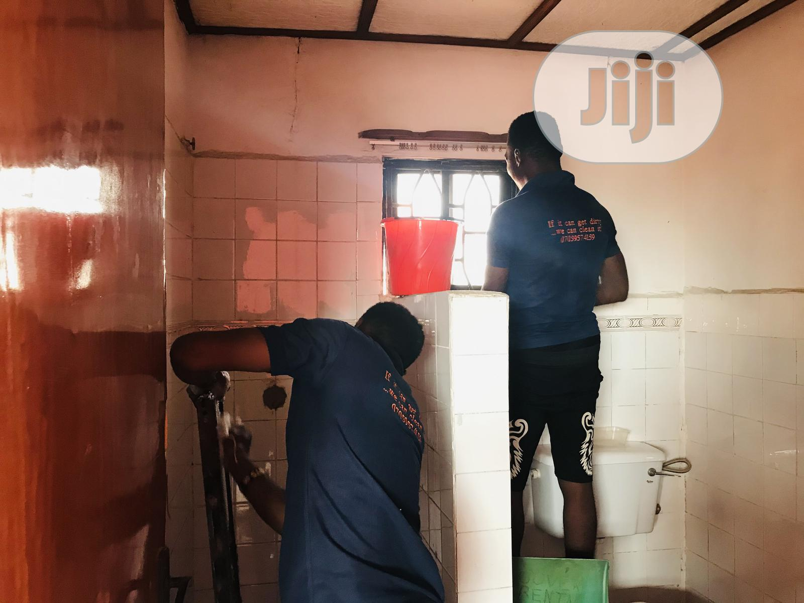 Registered Professional Cleaning Services | Cleaning Services for sale in Alimosho, Lagos State, Nigeria