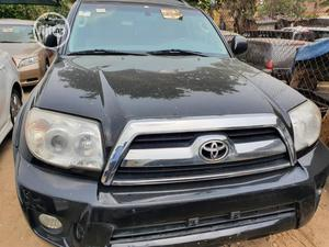 Toyota 4-Runner 2006 Limited 4x4 V6 Black   Cars for sale in Lagos State, Ikoyi