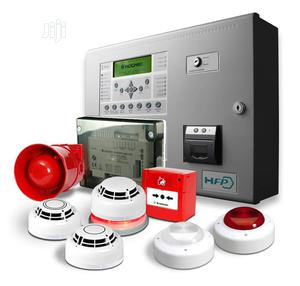 Fire Alarm And Smoke Detector System | Safetywear & Equipment for sale in Lagos State, Ikoyi