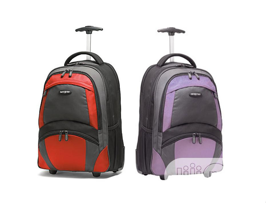 Samsonite Wheeled Backpack (Laptop Bags)   Bags for sale in Port-Harcourt, Rivers State, Nigeria