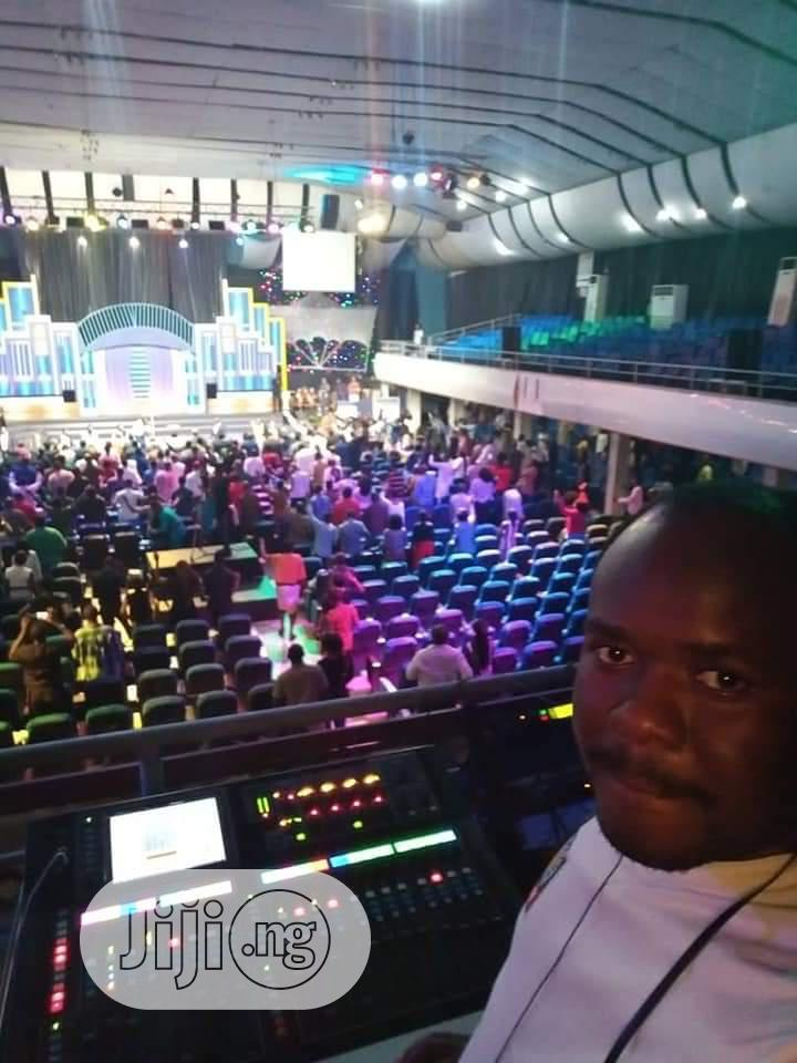 Live Audio Engineer/ Tv and Broadcast Audio Engineer | Arts & Entertainment CVs for sale in Central Business Dis, Abuja (FCT) State, Nigeria