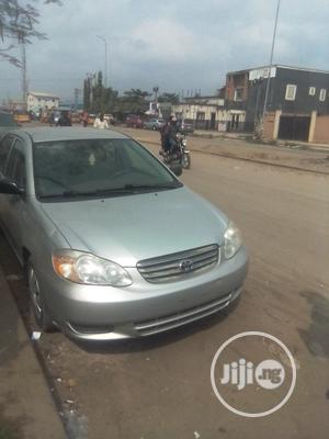 Toyota Corolla 2003 Silver | Cars for sale in Lagos State, Amuwo-Odofin