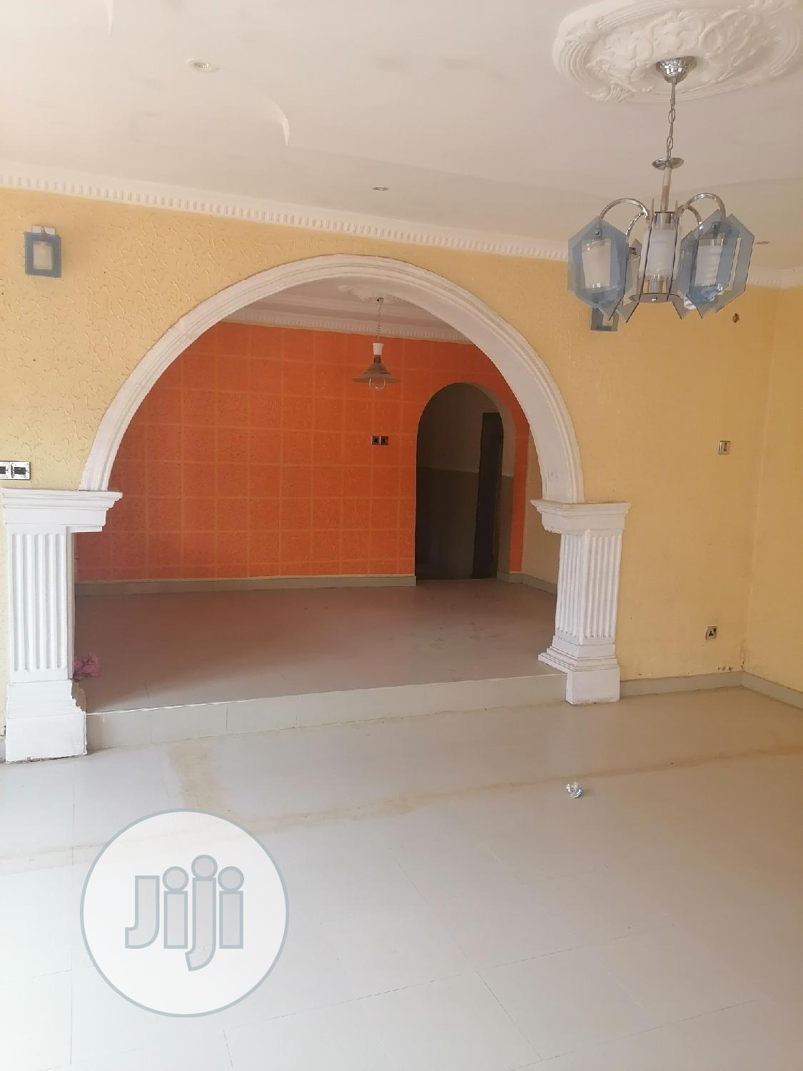 A 4 Bedroom Bungalow for Sale at Laderin Estate | Houses & Apartments For Sale for sale in Abeokuta South, Ogun State, Nigeria